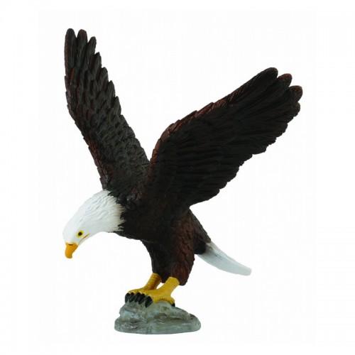 Американский лысый орел M фигурка Collecta Gulliver