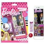 Barbie Игровой набор детской декоративной косметики для губ Markwins