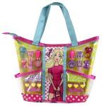 Barbie Игровой набор детской декоративной косметики с сумкой Markwins