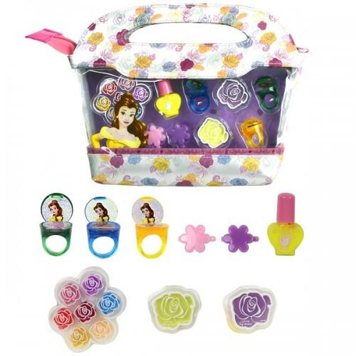 Beauty and the Beast Игровой набор детской декоративной косметики в сумочке Markwins