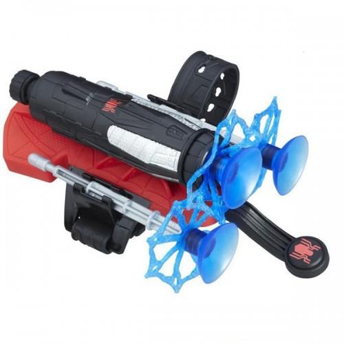 Бластер человека-паука,стреляющие пластиковой паутиной Hasbro