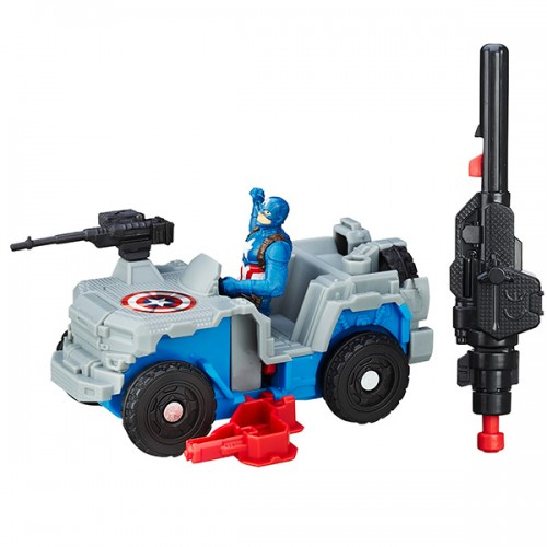 Боевая машина Мстителей Hasbro