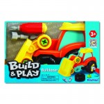 Бульдозер Build & Play Keenway