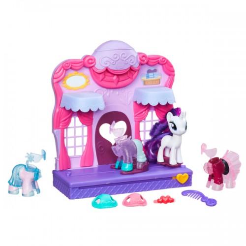 Бутик Рарити в Кантерлоте My Little Pony Hasbro