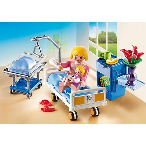 Детская клиника: Комната матери и ребенка Playmobil (Плеймобил)