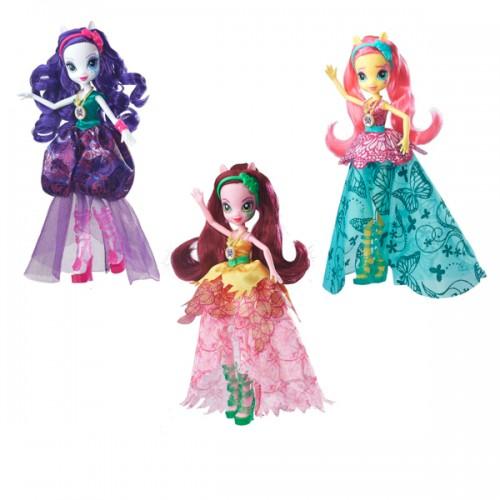 """Equestria Girls кукла делюкс """"Легенда Вечнозеленого леса"""" My Little Pony Hasbro"""