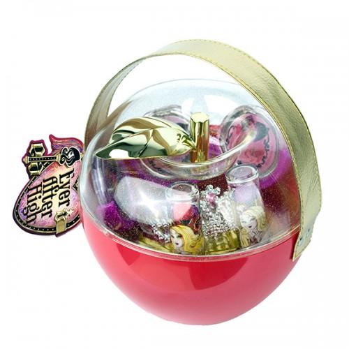 Ever After High Игровой набор детской декоративной косметики в яблоке Markwins