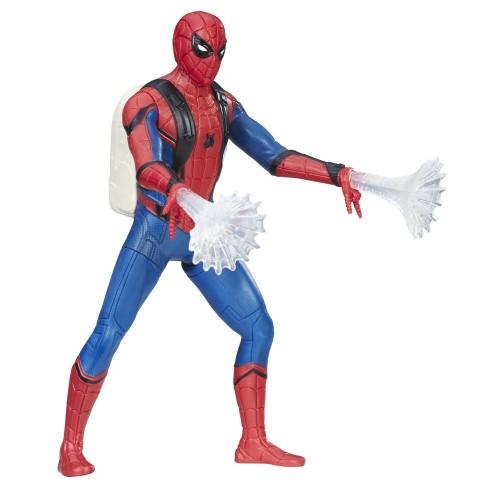 Фигурка человека-паука паутинный город 15 см Hasbro