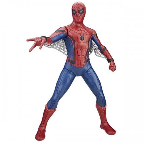 Фигурка человека-паука со световыми и звуковыми эффектами Hasbro