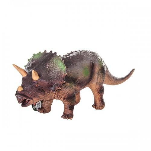 Фигурка динозавра Трицератопс 18*49 см HGL