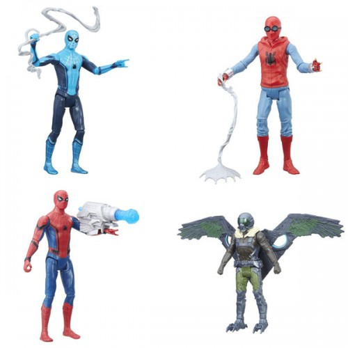 Фигурка паутинный город 15 см Hasbro