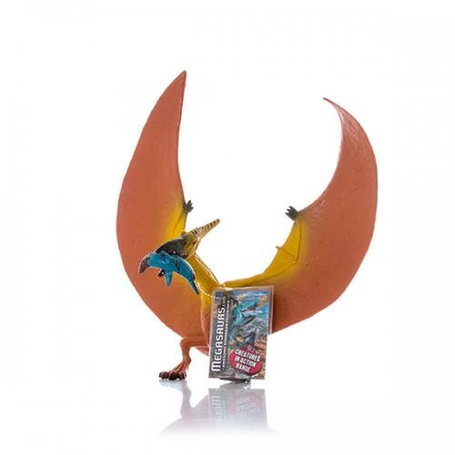 Фигурка Птеродактиль ест Ихтиозавра HGL