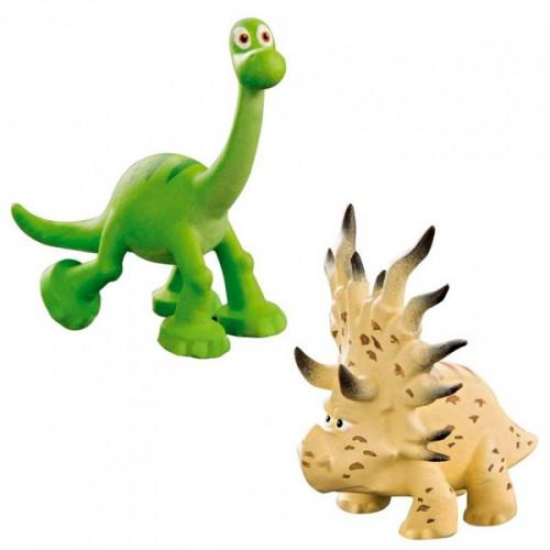 Фигурки Good Dinosaur, Арло и Аконтофиопс Tomy