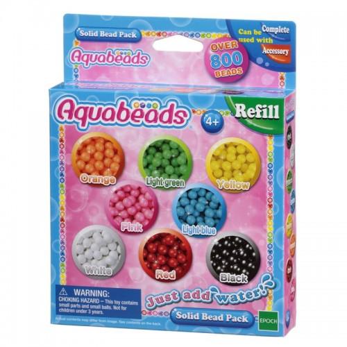 Жемчужные бусины Aquabeads