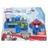 Heroes Трансформеры Спасатели: Гоночный комплект Playscool Hasbro B5584