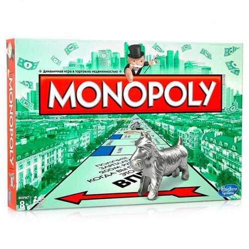 Игра Монополия Hasbro 00009