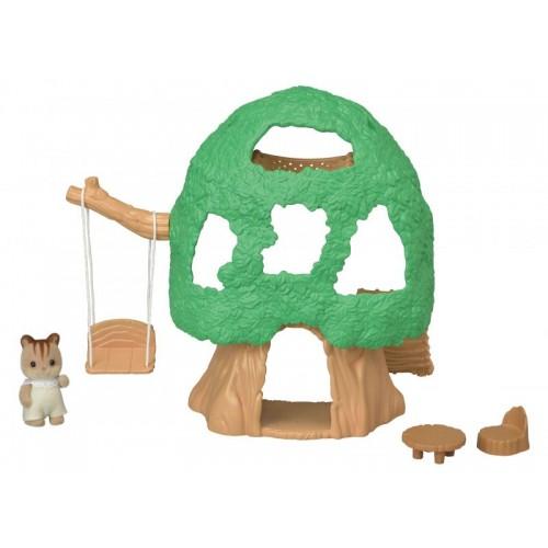 Игровая площадка «Домик на дереве» Sylvanian families