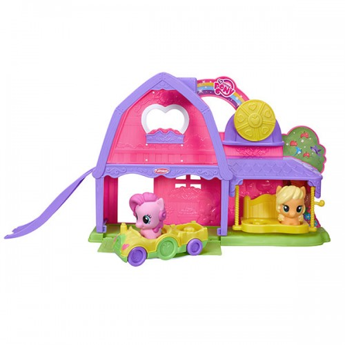 Игровой набор ферма Эппл Джек My Little Pony Hasbro