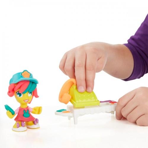 """Игровой набор Город """"Магазинчик домашних питомцев"""" Play Doh (Плей До)"""