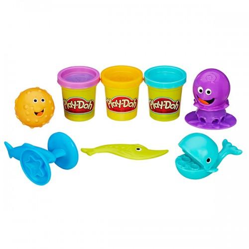 Игровой набор Подводный мир Play Doh (Плей До)