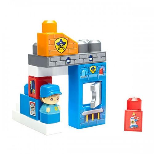 Игровой набор Полицейский участок Mega Bloks