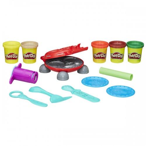"""Игровой набор """"Бургер гриль"""" Play Doh (Плей До)"""