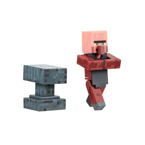 """Игровой набор """"Деревенский житель (кузнец)"""" Майнкрафт (Minecraft)"""