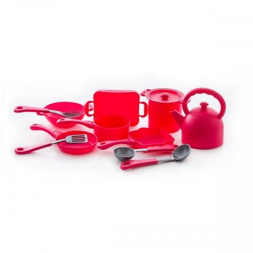 """Игровой набор """"Кухонная посуда"""" 13 предметов Boley"""