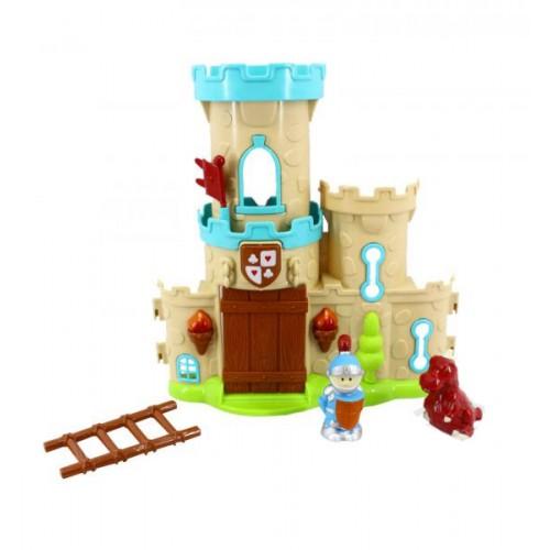 """Игровой набор """"Мой маленький мир"""": замок, аксессуары, фигурки 1TOY"""
