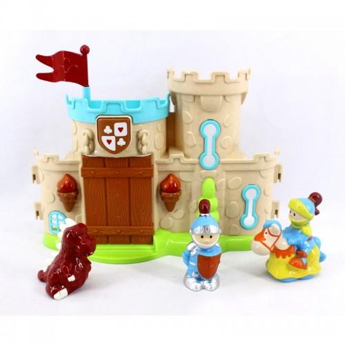 """Игровой набор """"Мой маленький мир"""": замок, фигурки 1TOY"""