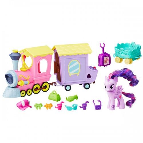 """Игровой набор """"Поезд Дружбы"""" My Little Pony Hasbro"""