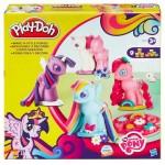 """Игровой набор """"Создай любимую Пони"""" Play Doh (Плей До)"""