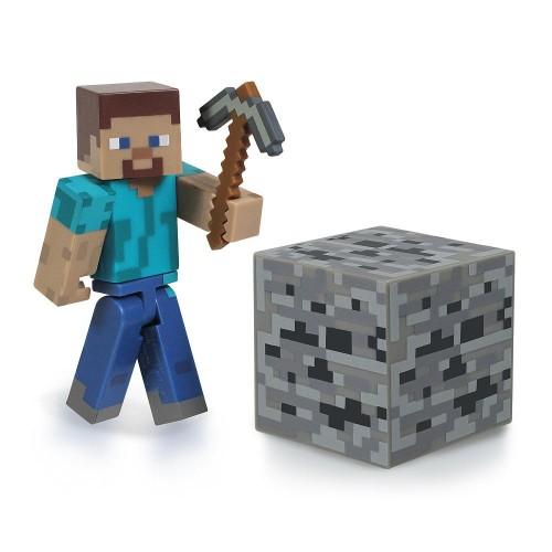 """Игровой набор """"Стив"""" Майнкрафт (Minecraft)"""