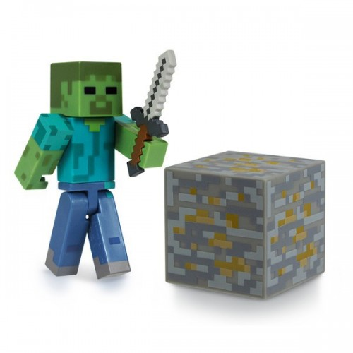 """Игровой набор """"Зомби"""" Майнкрафт (Minecraft)"""
