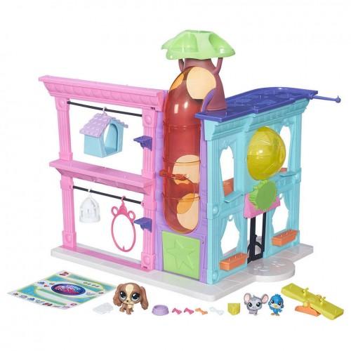 """Игровой набор """"Зоомагазин"""" Littlest Pet Shop Hasbro"""