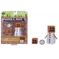 Игровой набор Снежный Голем Майнкрафт (Minecraft)