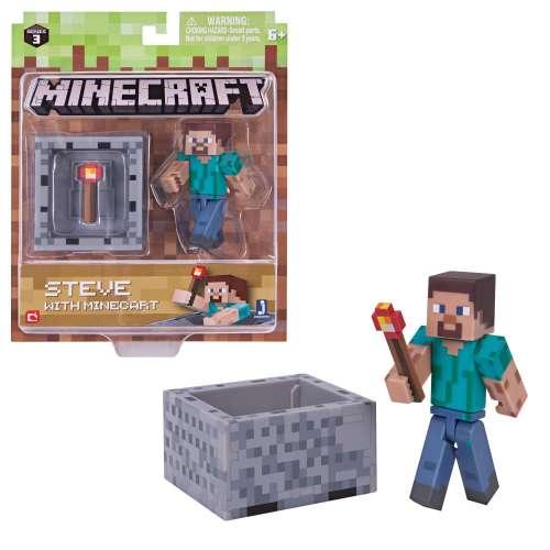 Игровой набор Стив Майнкрафт (Minecraft)