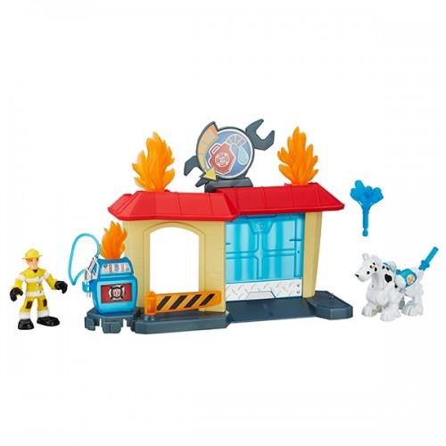 Игровой набор Трансформеры Спасатели Playscool Hasbro