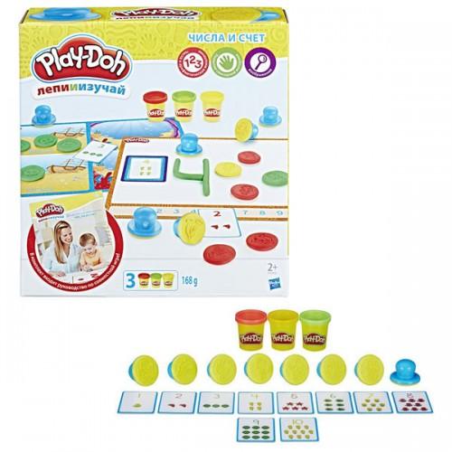 Игровой набор Цифры и числа Play Doh (Плей До)