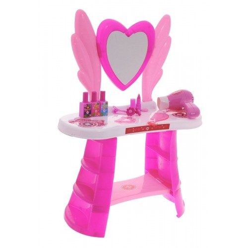 Игровой набор туалетный столик большое сердце 1TOY