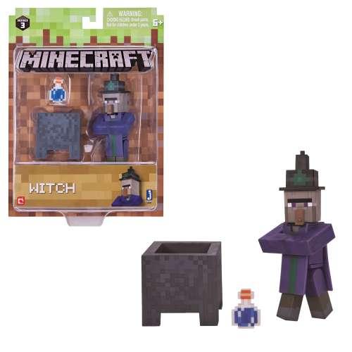 Игровой набор Ведьма Майнкрафт (Minecraft)