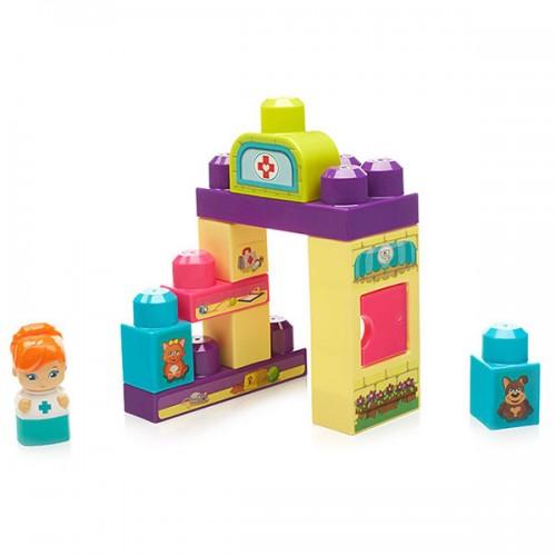 Игровой набор Ветеринарный центр Mega Bloks