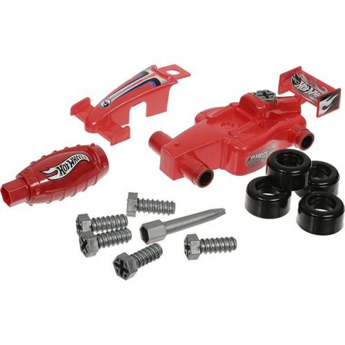 Игровой набор юного механика Hot Wheels в чемодане Corpa
