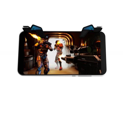Игровые триггеры для смартфона 2 шт + кейс Arkade