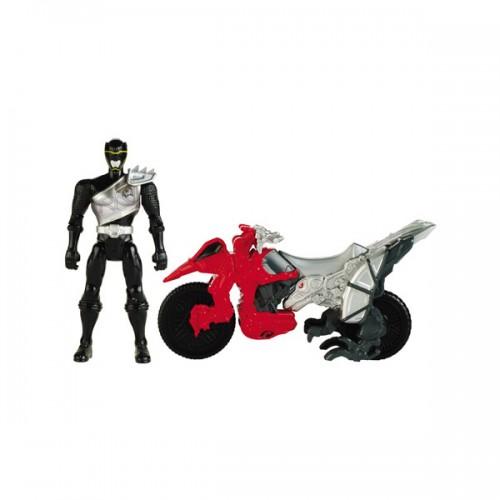 Могучие рейнджеры мотоцикл +12 см фигурка Power Rangers Samurai Bandai (Бандай)