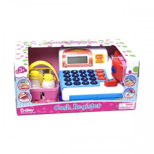 Касса-калькулятор со сканером Boley