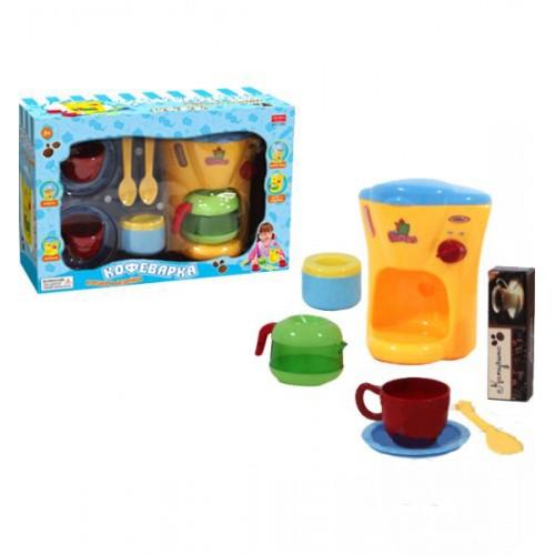 Кофеварка с аксессуарами Zhorya