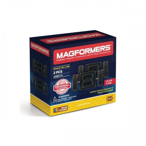 Конструктор Magformers Click Wheels (2 шт)