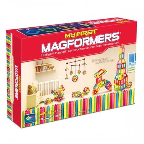 Конструктор My First Magformers 54