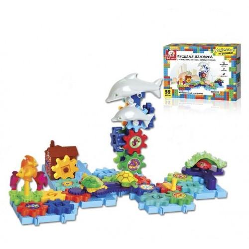 "Конструктор ""Веселая планета"" S+S Toys"